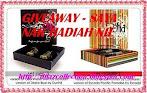 @28 feb : GIVEAWAY - SAYA NAK HADIAH NIE