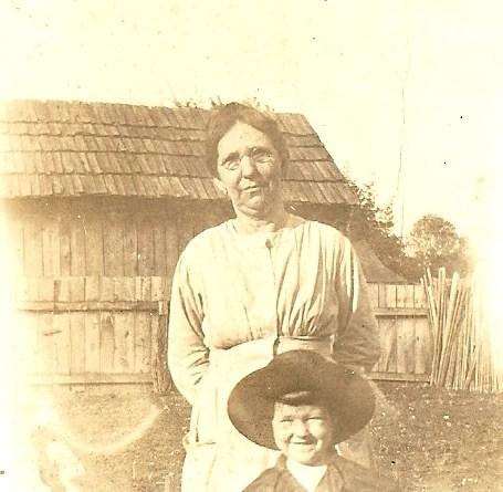 """Granny"" Bettie Hopson"