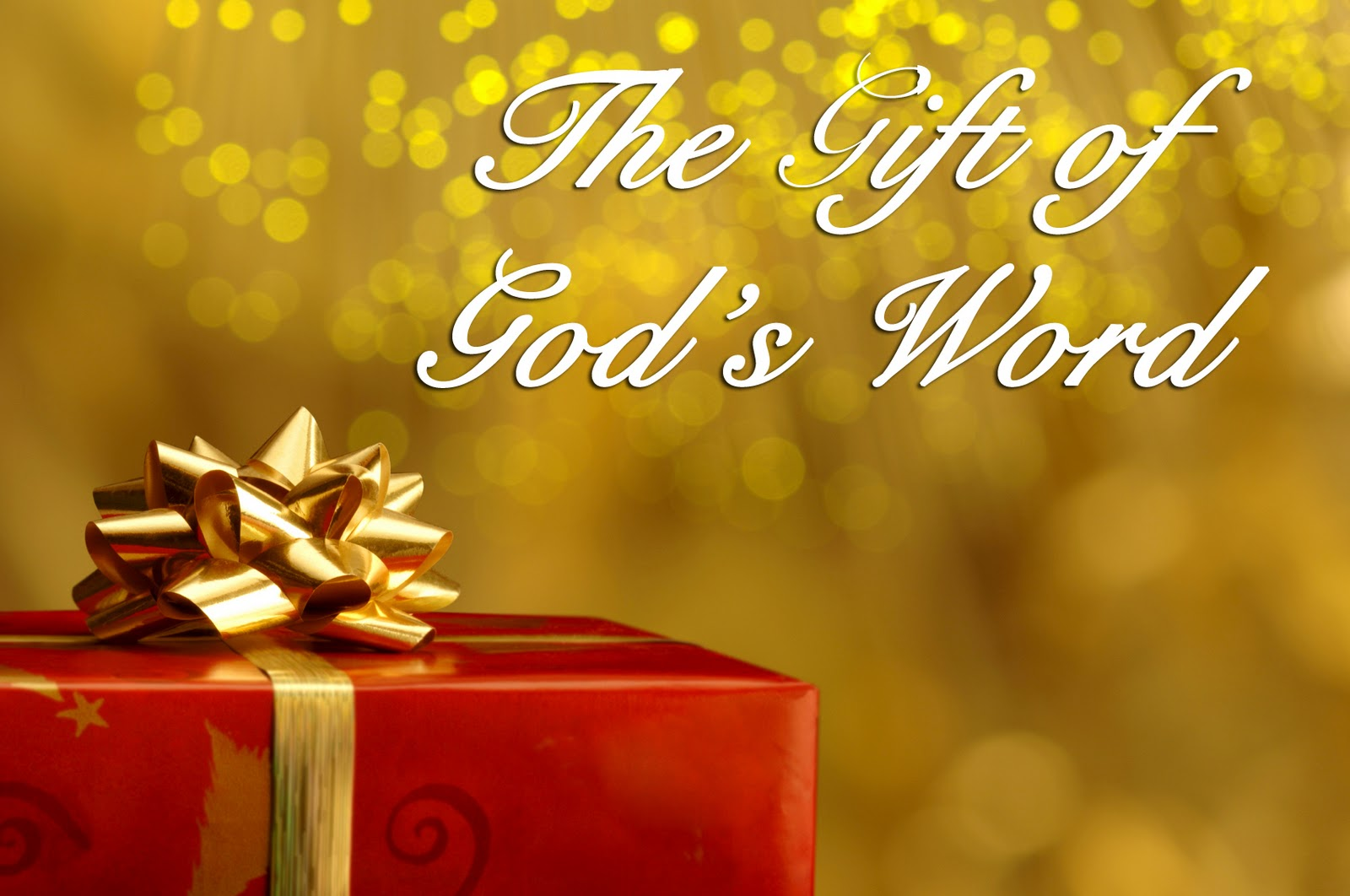 Andy at faith the gift of gods word the gift of gods word negle Images