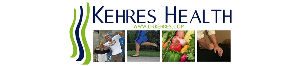 Dr. Kehres.com: health, nutrition, wellness blog