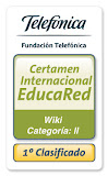 ¡PREMIO A NUESTRA WIKI!
