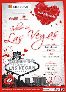 Iubire in Las Vegas