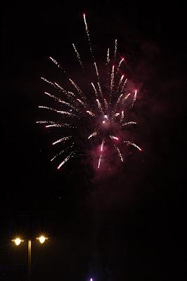 Artificii de inceput 2007