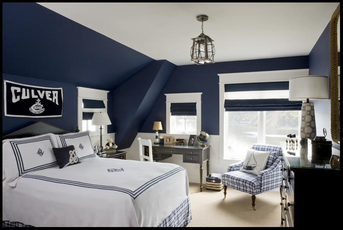 Decorating Ideas Navy Blue Walls 28 Images Navy Blue