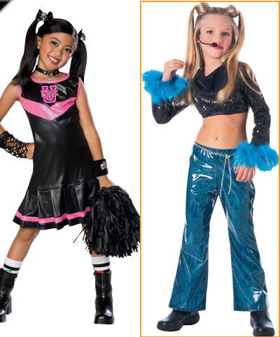 "And to find these I typed in ""sexy children's costumes"". No shit"