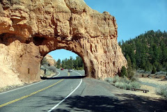 Tunnel on Way to Bryce Canyon