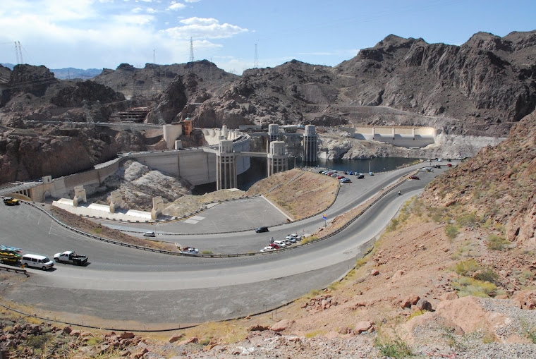Hoover Dam Area