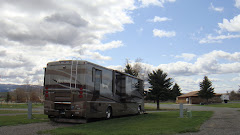 Parked at Deer Lodge RV Park