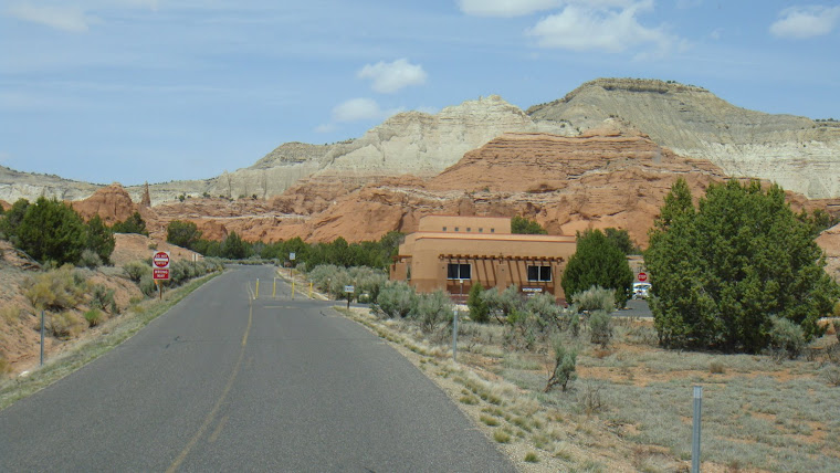 Entrance into Kodachrome Basin