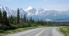 On Way to Beaver Creek, Yukon