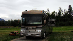 Still in Wasilla - At Bear RV Park