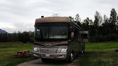 Still in Wasilla - At Bear RV Park