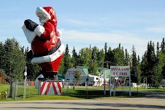 Santa Land RV Park in North Pole, Alaska