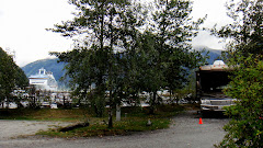 In Skagway, Alaska