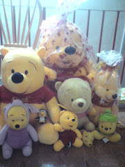 my lovely pooh bear~~~