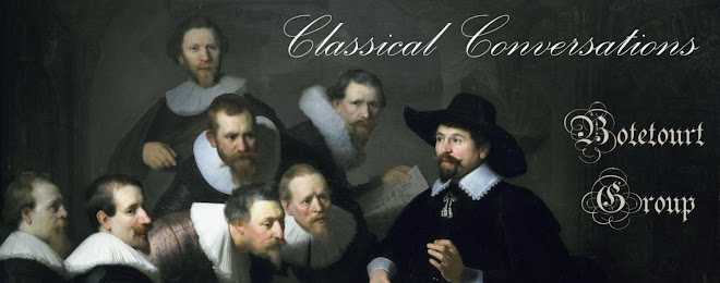 Classical Conversations Botetourt Group