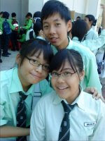 me ^^jeesie and mag