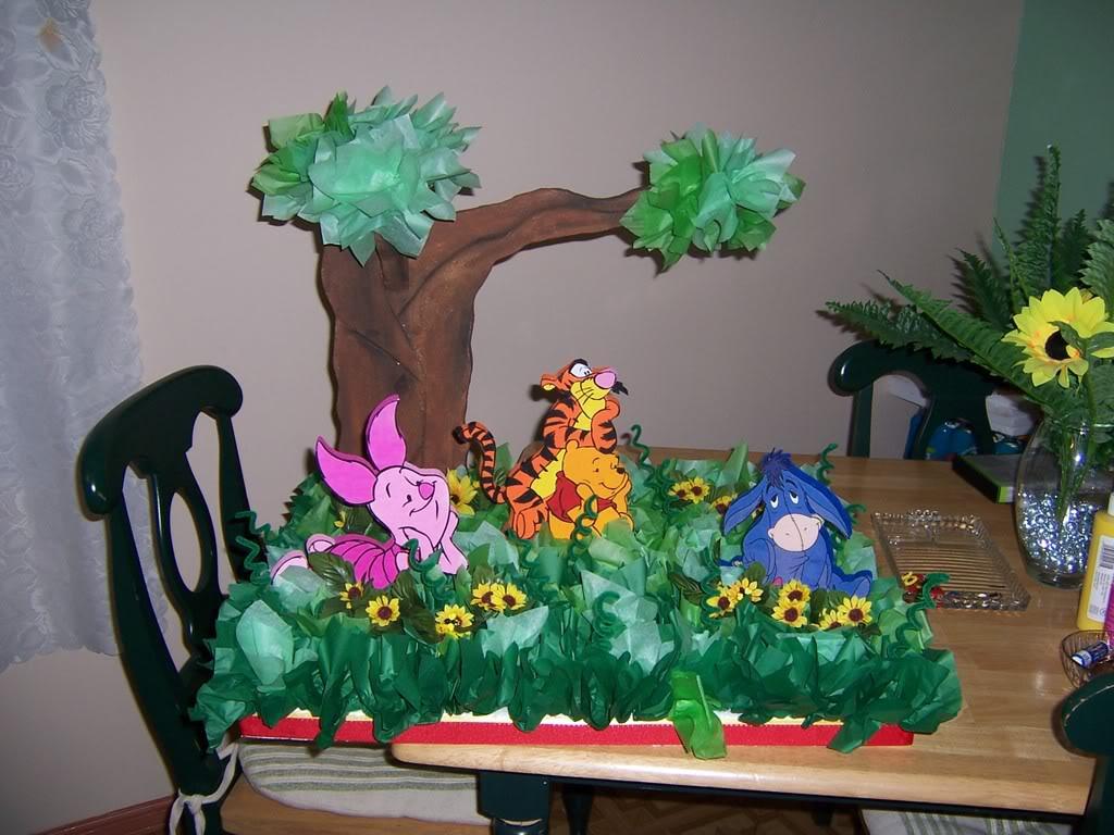 chupetera winnie the pooh y amigos
