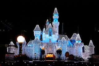 Disneyland New Year Cards