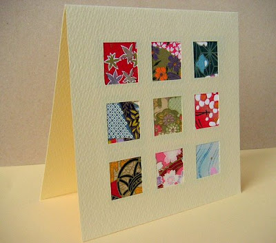 Handmade New Year Card
