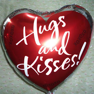 new years hugs and kisses