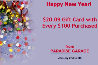 Happy New Year Gift Cards, gift vouchers, gift certificates