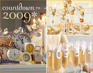 New Year Eve Countdown