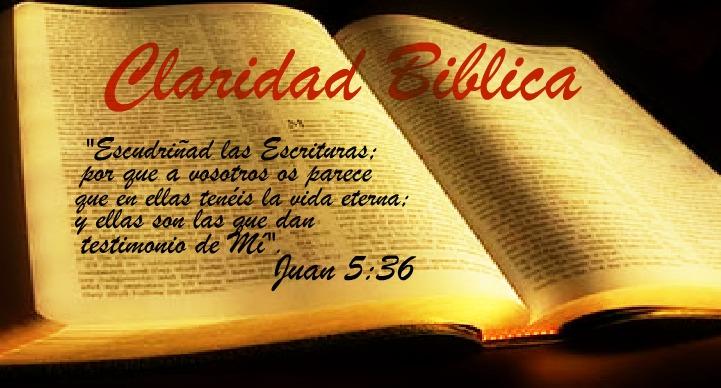 Claridad Biblica