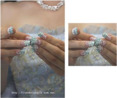 disenos de unas. Diseño de uñas para novias