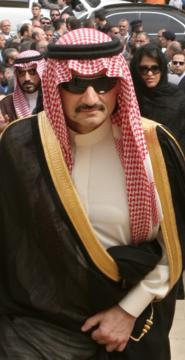 Prince Alwaleed is keeping his own counsel after coming to Citigroup's aid