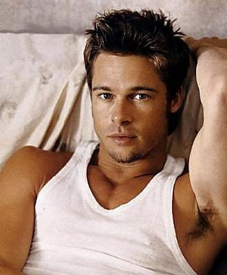 brad pitt top hollywood star