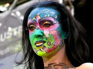 Picture Body Painting That Make You Want More