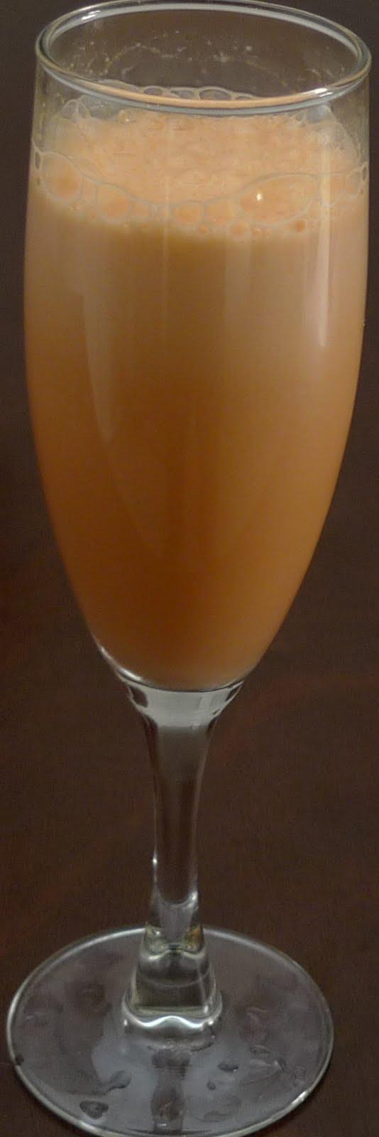 فوائد الجزر..وهدية مني طريقة العصير Carrot+MIlk+shake