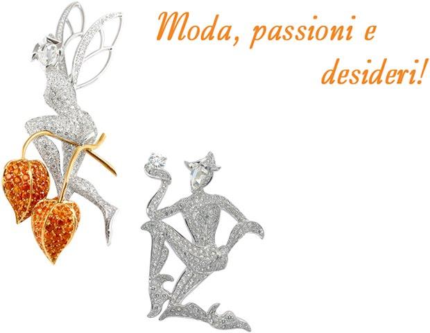 Moda, passioni e desideri!