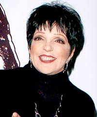 Liza Minnelli Hairstyle