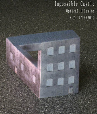 Impossible Castle Illusion