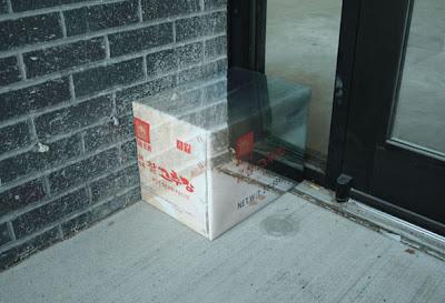 The Invisible Boxes Illusion