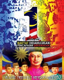 * SALAM 1 MALAYSIA, SALAM KEMERDEKAAN*
