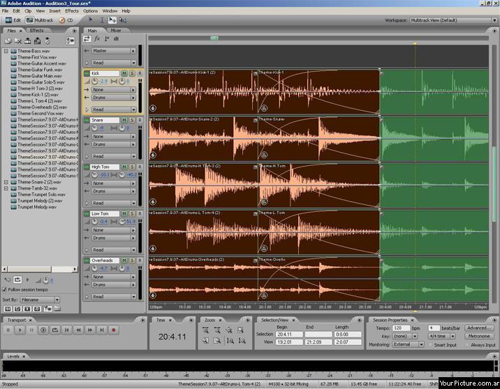 Adobe Audition 3.0 + Русификатор и Кряк / Скачать бесплатно. густава лима б