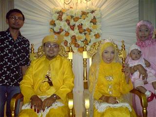 Bersama Reza Aswad & Azliya..