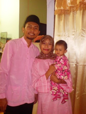 Keluarga Cik Shamsul..