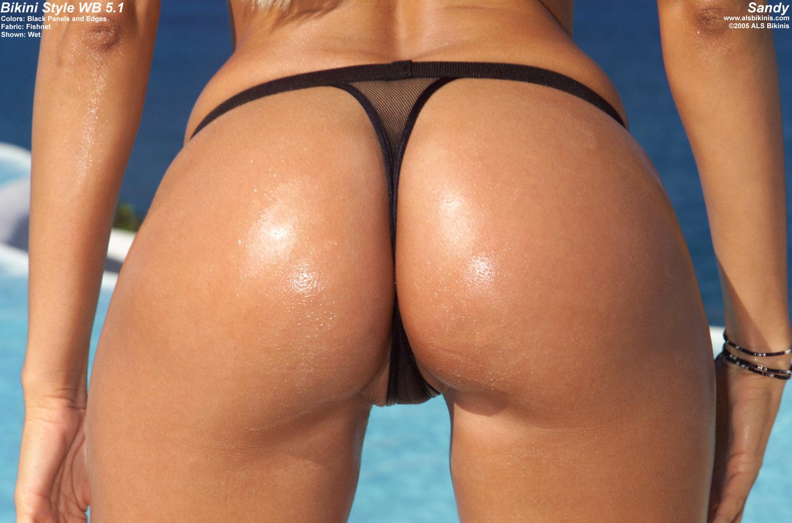 Жирнь попки в бикінь фото 553-132