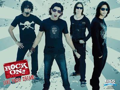 Rock On Hindi Movie Songs, Free Download Hindi Movie Songs Rock On, Rock On Movie Albums and DVD with Wallpapers, Rock On Hindi Movie Songs, Free Download Hindi Movie Songs Rock On, Rock On Movie Albums and DVD with Wallpapers