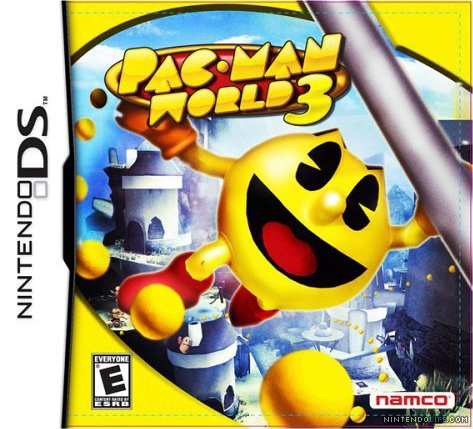 Pac-Man World 3 (E)