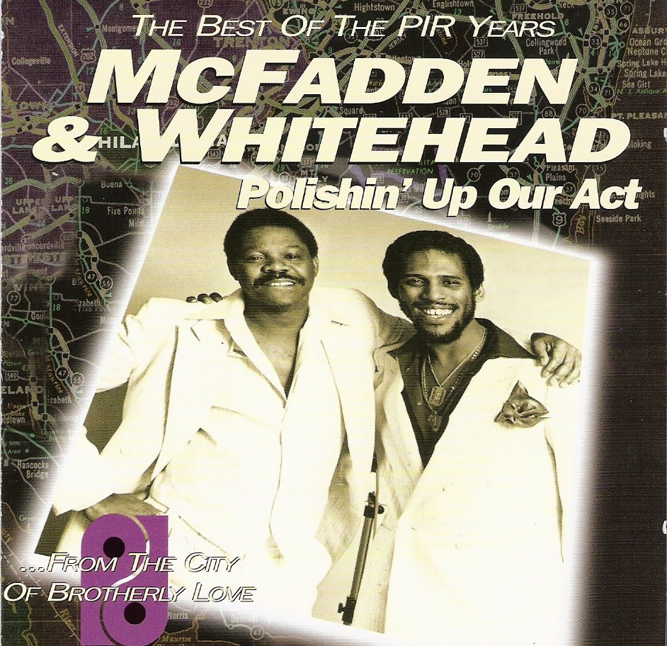 McFadden & Whitehead / Isley Brothers, The - Ain't No Stoppin' Us Now / Who's That Lady