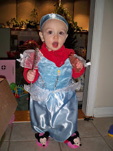 Makayla Rose Tinkerbell Valentine..Hannah Montana Sparkles (as the girls so named her:)