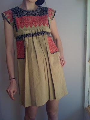 Etoile Isabel Marant Dress. ISABEL MARANT *ETOILE OANELL