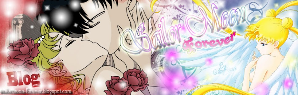 ¨*☾ Sailor Moon Forever ☽*¨  -Blog-