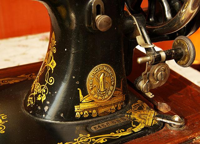 Швейная машина Зингер Singer