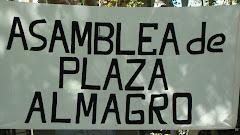 El Teresa forma parte de la Asamblea Popular de Plaza Almagro
